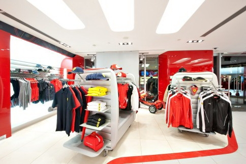 Ferrari Men Clothing